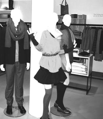 H&M Shop | Referenz | Knöller Fußbodentechnik GmbH